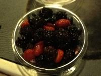 Berries Varies