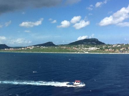 Caribbean Sea beautiful skies