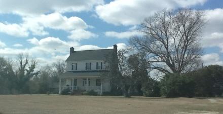 Old Man Skinner House