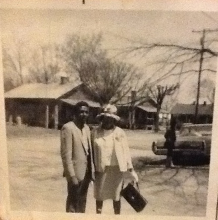 Grandmother and her Boo before I was born